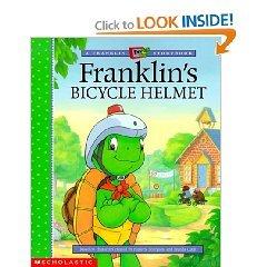 Franklin'S Bicycle Helmet (Franklin Tv Storybook) front-831073
