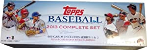 Topps MLB 2013 Factory Trading Card Set by Topps