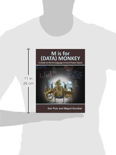 M Is for Data Monkey Amazoncouk Ken Puls