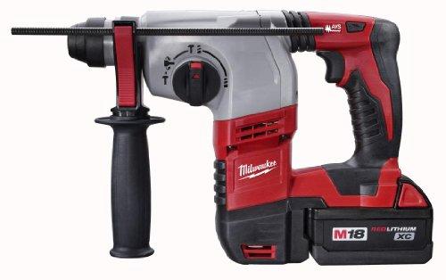 Milwaukee 18 Volt Tools front-92688