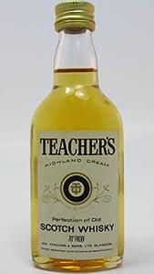 Teacher's - Highland Cream Miniature from Teacher's