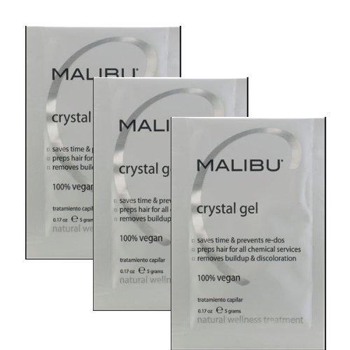 Malibu C Crystal Gel Normalizer 3 Packets