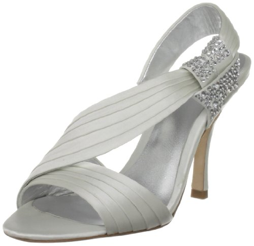 Bourne Women's Connie Ivory Bridal L07496 6.5 UK