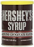 Hershey's Chocolate Syrup 16oz (453.9g)