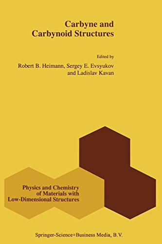Carbyne and Carbynoid Structures (Physics and Chemistry of Materials with Low-Dimensional Structures)