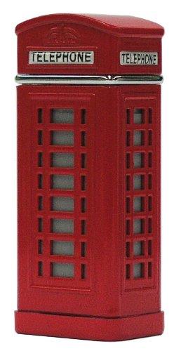 ADMIRAL(アドミラル) ロンドン携帯灰皿 公衆電話デザイン
