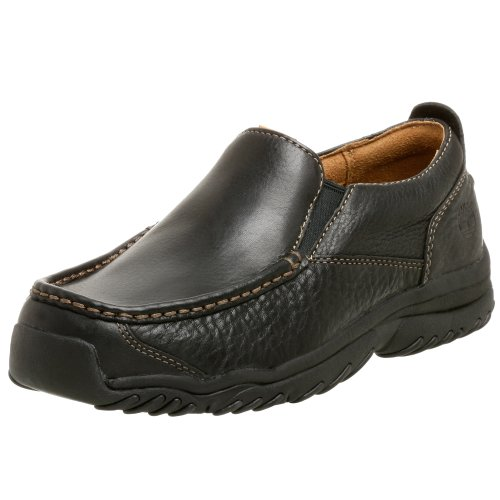 Timberland Carlsbad Slip-On (Toddler/Little Kid/Big Kid),Black,4 M Us Big Kid