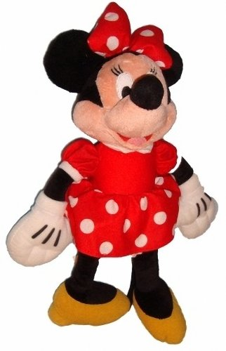 Disney Minnie Mouse in a cute Dress - 1