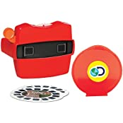 View Master Discovery Boxed Set With 21 3D Images Of Dinosaurs And Wildlife