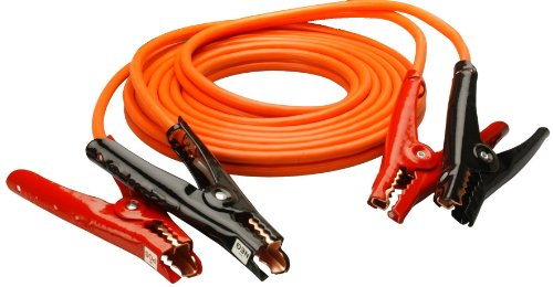 6 Gauge 12 Ft Jumper Booster Cables W// Case Premium Heavy Duty 500 AMP 6-Pk