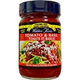 Walden Farms Tomato and Basil Pasta Sauce 340g