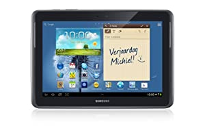 Samsung Galaxy Note GT-N8010EAAXEF Tablette 10''( 25,65 cm) Quad Core Android 4.0 Ice Cream Sandwich 16 Go Wifi Gris foncé