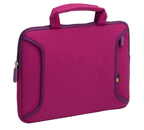 Case Logic LNEO-10 Ultraportable Neoprene Netbook Sleeve (Magenta)