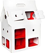 Mobile Home, white/red