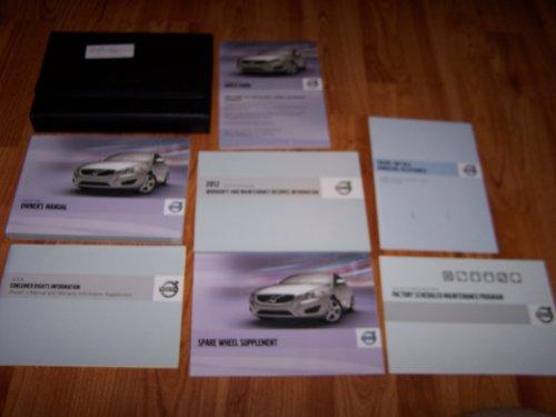 2012 Volvo S60 Owners Manual (Volvo S60 Owners Manual compare prices)