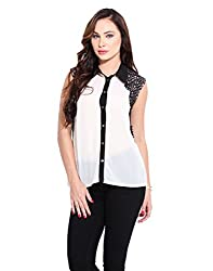 Ceylin Sleeveless Shirt Small