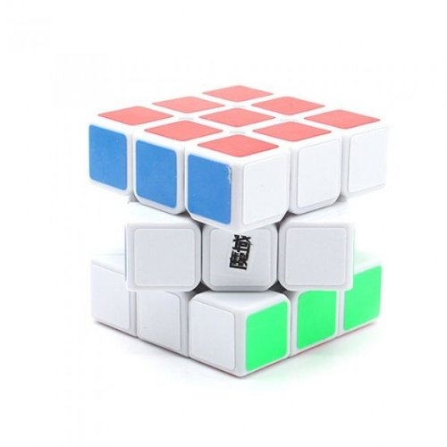 White MoYu WeiLong 3x3x3 Puzzle by Onlyfo - 1