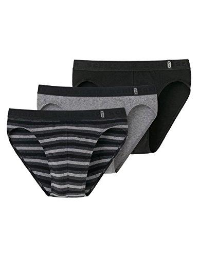 schiesser-95-5-rio-slip-3er-pack-box-bikini-homme-multicolore-multicolore-1-901-xxxx-large-lot-de-3-