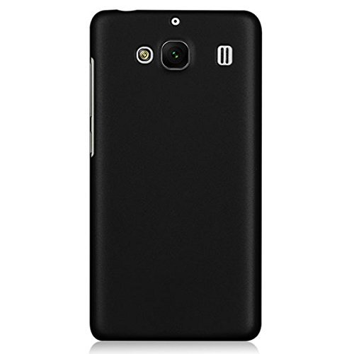 100% authentic b23f5 ed691 Shop Buzz ombo of Back Cover + Tempered Glass - Xiaomi Redmi 2 Prime 4G -  By Shop Buzz (Black Back Cover and Tempered Glass Screen Protector For Mi  ...