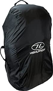 Highlander Medium Combo Cover - Black