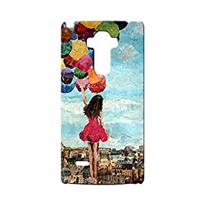BLUEDIO Designer Printed Back case cover for LG G4 Stylus - G0298