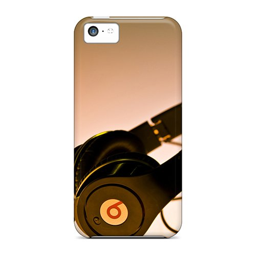 Quality Daimimall Case Cover With Beats By Dre Nice Appearance Compatible With Iphone 5C