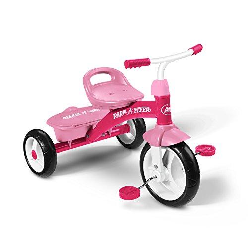 Radio-Flyer-Rider-Trike-Ride-On-Pink