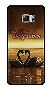 Samsung Galaxy S6 Printed Back Cover