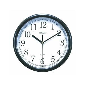"ADVANCE CLOCK CO. 10"" Wall Clock"