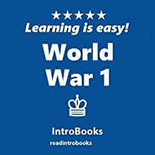 World War I Audiobook by  IntroBooks Narrated by Andrea Giordani