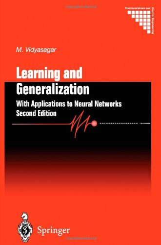 Learning and Generalization: With Applications to Neural Networks