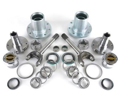 Best Price! Dynatrac Free Spin Heavy Duty Front Hub Conversion Kit 00-08 Ram 2500 / 3500