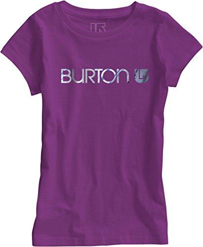 Burton-Maglietta ragazza Her Logo a maniche corte, Bambina, T-Shirt Her Logo Short Sleeve, Lush, M