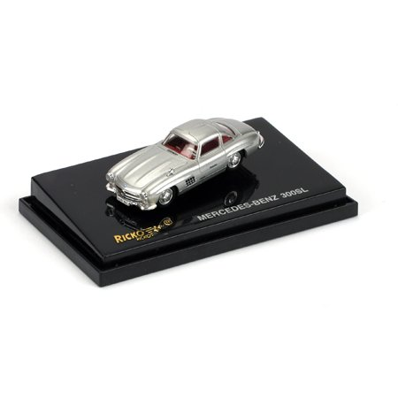 HO Mercedez Benz 300SL, Silver - Buy HO Mercedez Benz 300SL, Silver - Purchase HO Mercedez Benz 300SL, Silver (Ricko International Limited, Toys & Games,Categories,Play Vehicles,Trains & Railway Sets,Accessories)