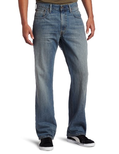 Levi's  Men's 569 Loose Straight Jean, Rugged, 34x32
