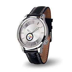 Brand New Pittsburgh Steelers NFL Icon Series Mens Watch by Things for You