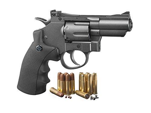 Crosman SNR357 CO2 Dual Ammo Full Metal Revolver air pistol (Full Metal Gun compare prices)