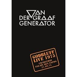 Van Der Graaf Generator Godbluff Live 1975
