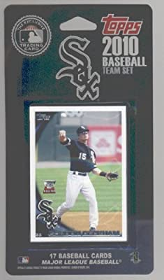 2005 2006 2007 2008 2009 & 2010 Topps Chicago White Sox Baseball Cards Team Set Lot - Over 100 Cards!! Lot Includes Gordon Beckham, Alexei Ramirez, Bobby Jenks, Alex Rios, Gavin Floyd, Omar Vizquel, Jake Peavy & more!
