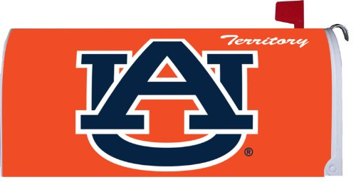 Auburn University Territory - College Mailbox Makeover at Amazon.com