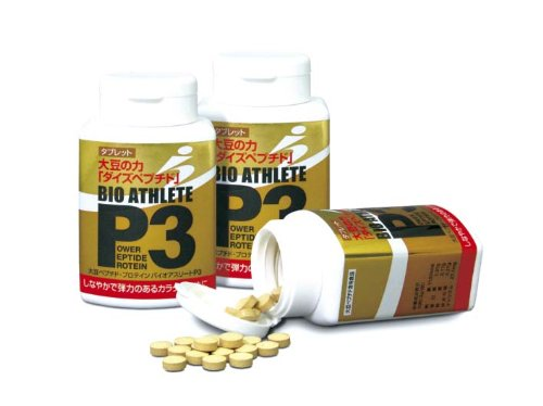 大豆プロテイン・バイオアスリートP3 タブレット