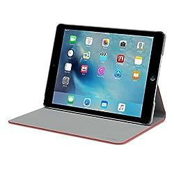 Logitech 939-001062 - Hinge Flex Case Mars Red/Orange for iPad Air