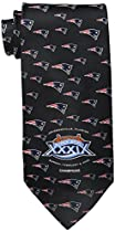 Licensed New England Patriots Superbowl 39 (XXXIX) 100% Silk Collectible Neck...