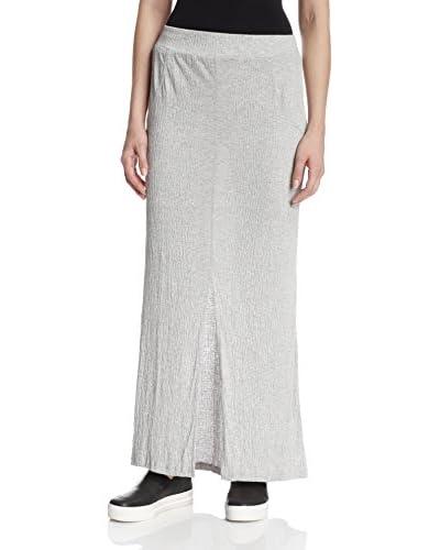 LNA Women's Gauze Column Skirt