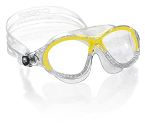 Cressi Swim Cobra Childrens Swim Goggles - -, Yellow