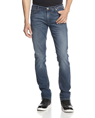 Versace Skinny Straight Leg Jeans Men's Skinny Straight Leg Jeans