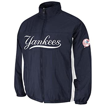 Majestic Mens New York Yankees On Field Jacket by Majestic