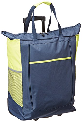 travelers-choice-us-traveler-rolling-shopper-tote-with-pvc-free-removable-leak-proof-liner-navy