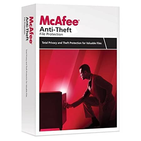 McAfee Anti-Theft 2009 1-User