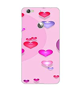 LE ECO LE 1S HEARTS Back Cover by PRINTSWAG